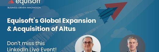 Altus Equisoft Linked In Live QA