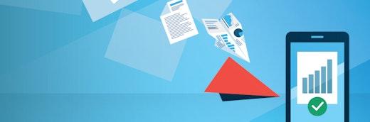 Equisoft Illustrate Paper Plane 1920x1080